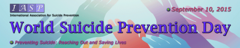 World Suicide Prevention Day_HGblog