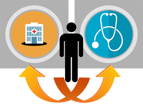 Safer Care Transitions blog icon