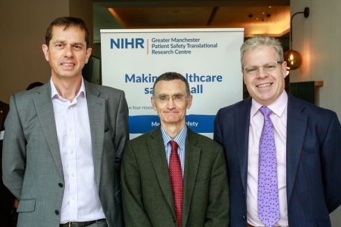 PSTRC Symposium - Dr Aidan Fowler, Prof Stephen Campbell and Dr Richard Preece